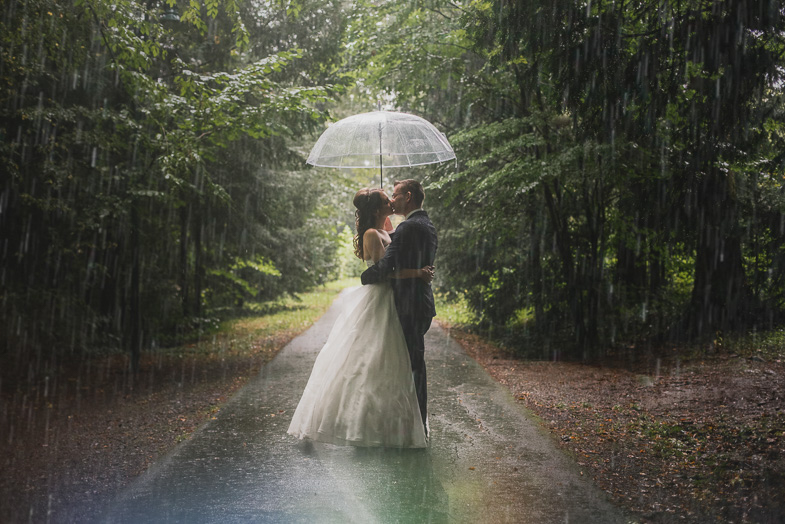 An example of professional wedding photography.