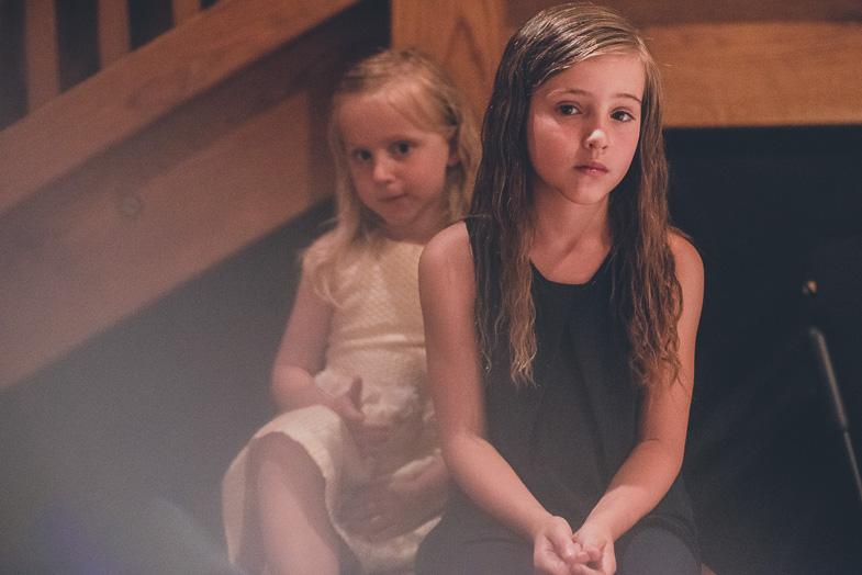 Otroci na poroki.