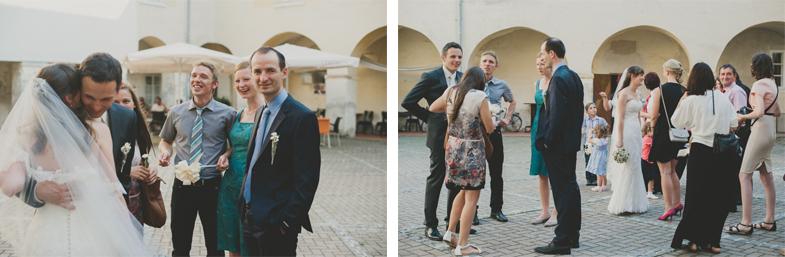 Utrinki fotografiranja poroke v Prekmurju.