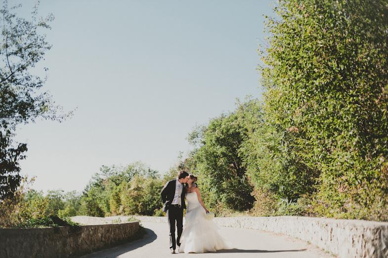 An example of elegant wedding.