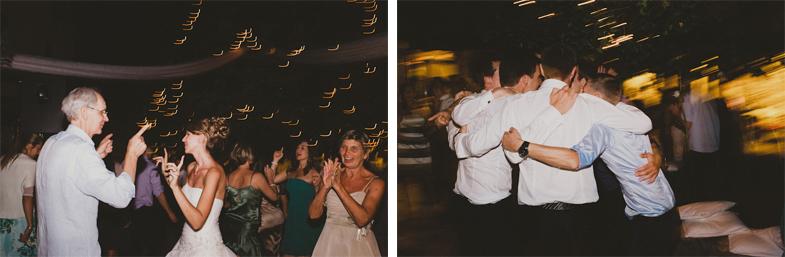 Photos of the wedding party.