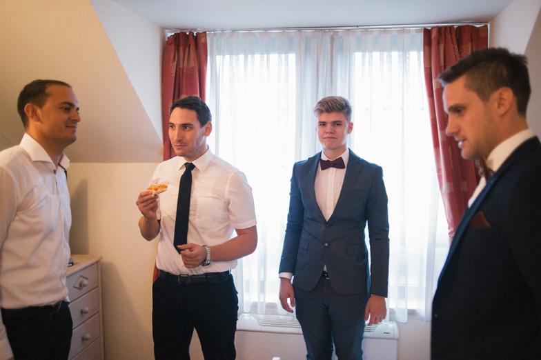 Fotografija poročne lokacije v hotelu Kračun iz Loč.