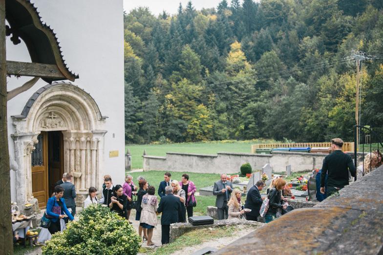 Lokacija odvijanja poroke pri Slovenskih Konjicah.