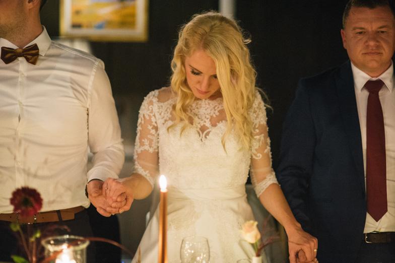 Blagoslov jedi na poroki.