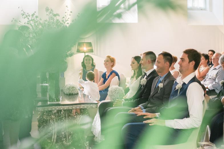 Photo of the civil wedding.