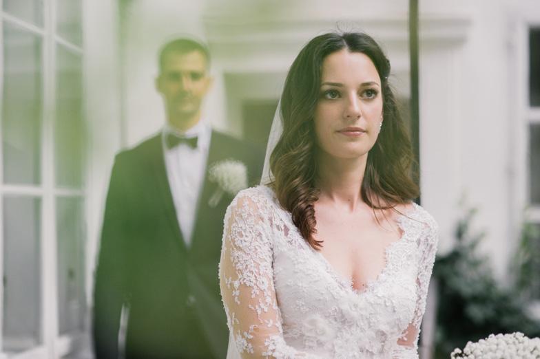 A couple hiring a wedding photographer from Slovenia.