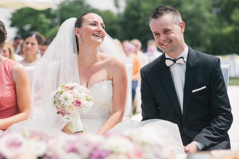Un esempio di varie foto del matrimonio.