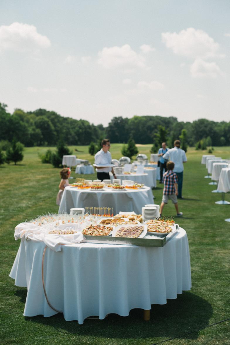 Catering na poroki.