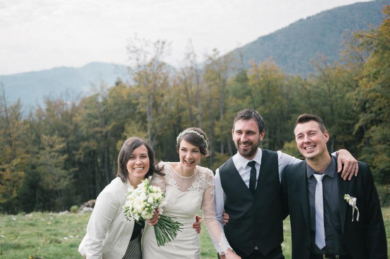 An example of various wedding photos.