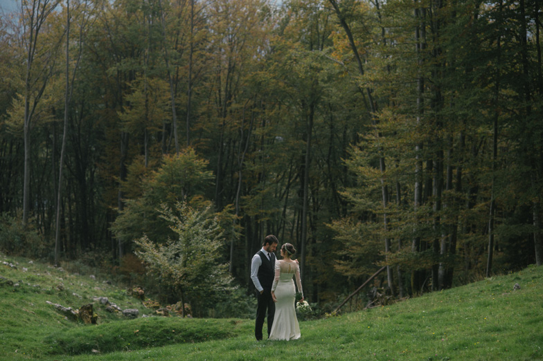 Autumn Wedding - Destination Wedding Photographer