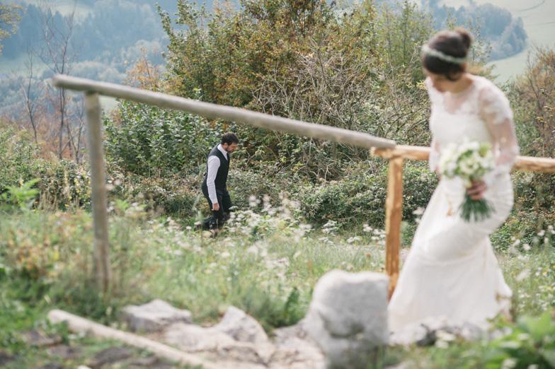 Beispiel für ein Hochzeitsfoto.