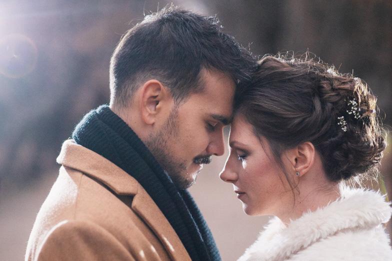 A couple who hired a wedding photographer to take a photos of an international wedding.