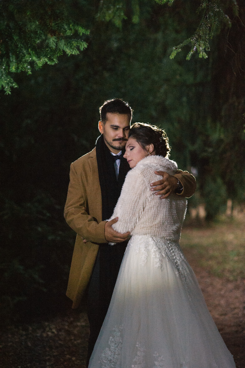 Photo of the wedding location for photography in the Slovenska Bistrica castle park.