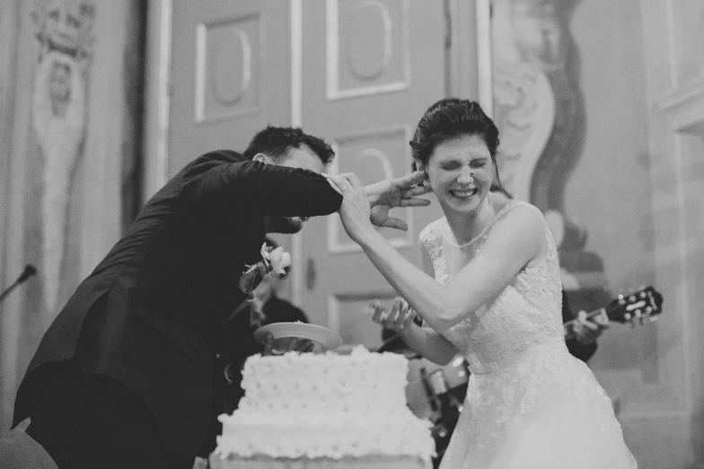 Wedding photograph example.