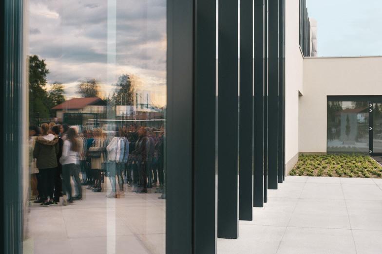 Odprtje nove podružnične šole Ihan.