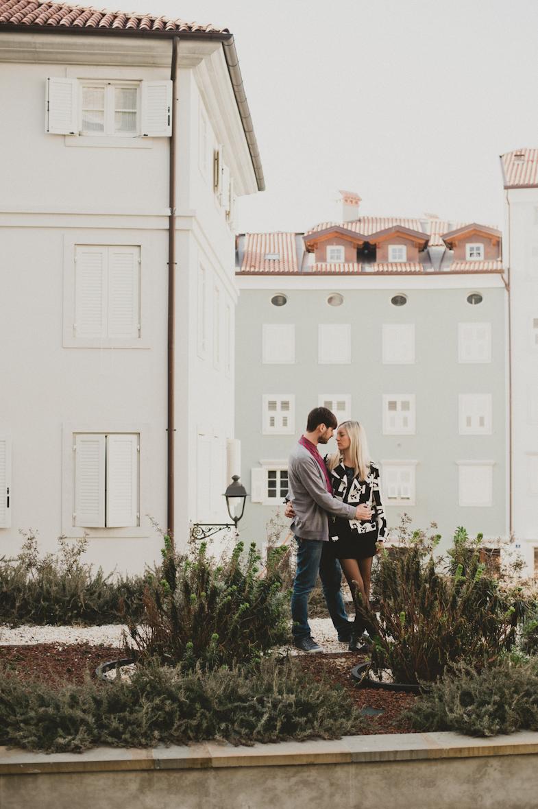 Couple who chose their wedding photographer.
