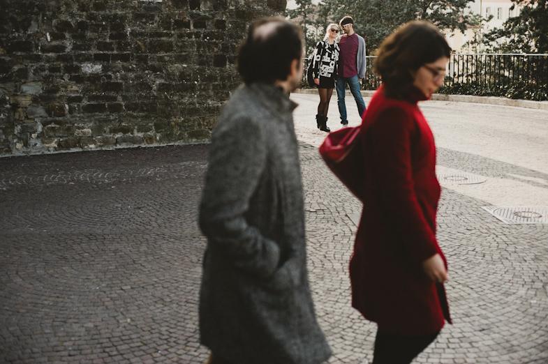 Esempio di fotografia di strada.