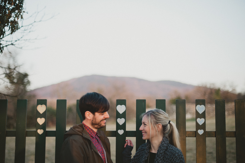 An example of engagement photography.