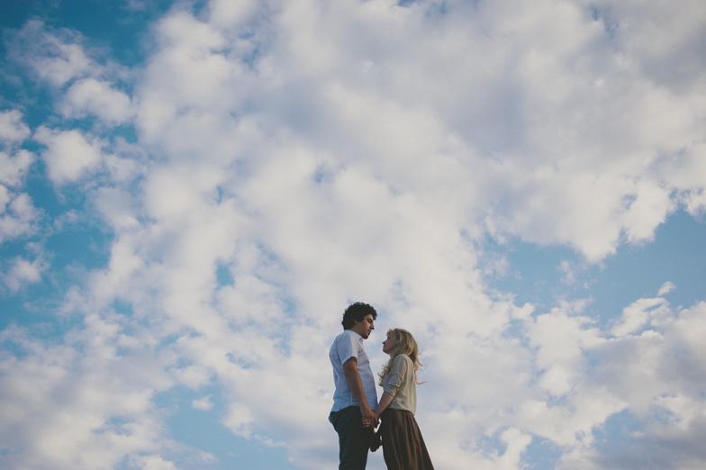 An example of pre-wedding photography.
