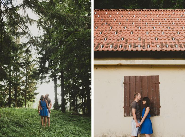 An example of pre-wedding photography