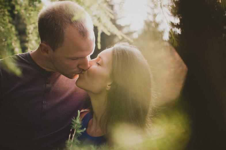 Couple who chose a wedding photographer.