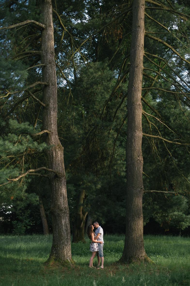 Par, ki si je izbral poročnega fotografa.