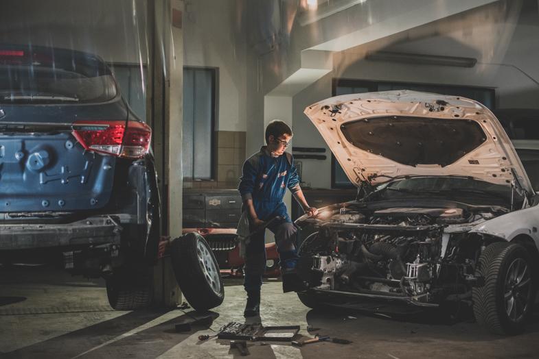 Mechanic, Blaž, 10 years