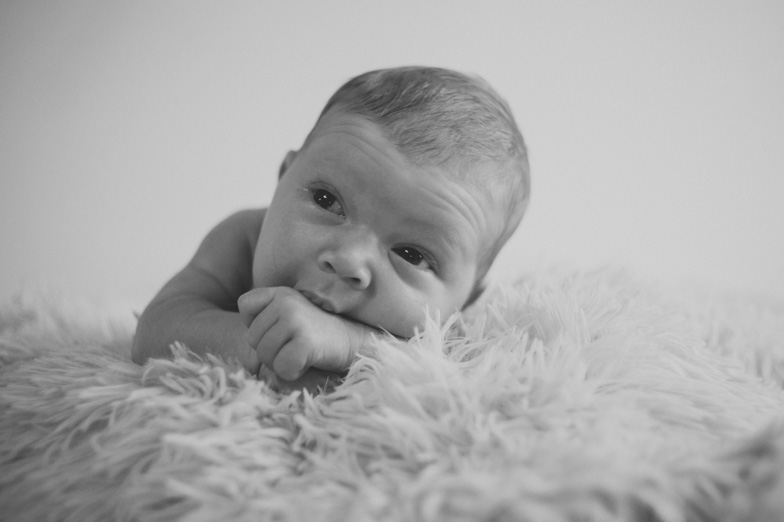 Example of baby photography